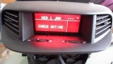 Alfa Romeo 156 - Oprava Info Display
