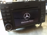 Mercedes Command APS NTG 2.5 - Oprava